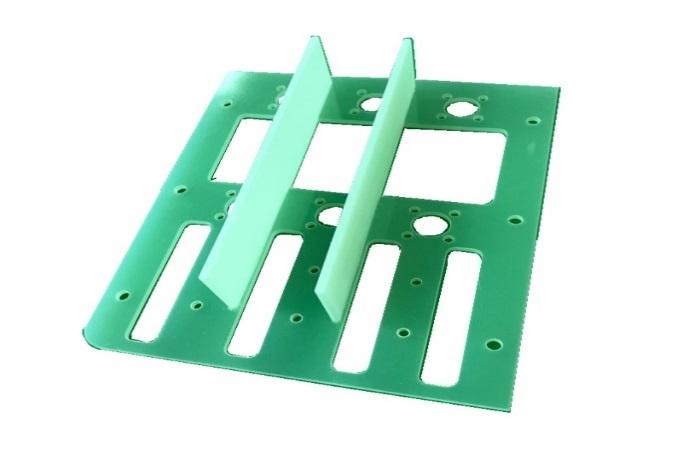 高耐電圧端子台用ガラスエポキシ