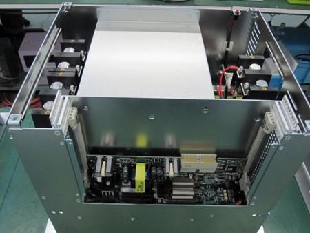 モーター制御用インバーター装置
